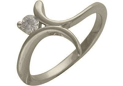 Золотое кольцо Ювелирное изделие 01K622310