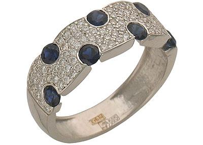 Золотое кольцо Ювелирное изделие 01K623006