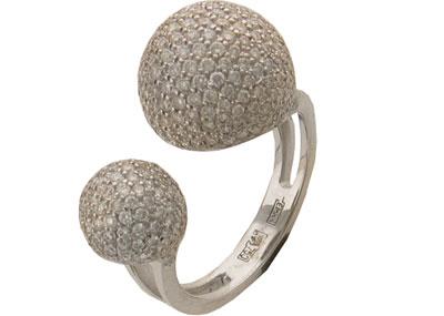 Золотое кольцо Ювелирное изделие 01K623098