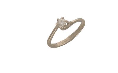 Золотое кольцо Ювелирное изделие 01K623187 золотое кольцо ювелирное изделие 01k673574l