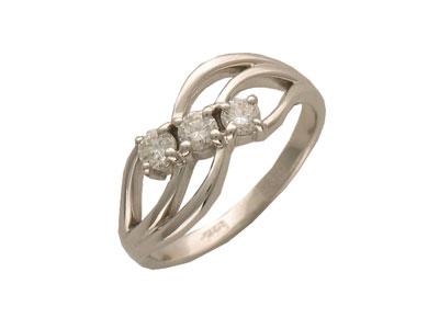 Золотое кольцо Ювелирное изделие 01K623290