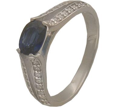 Золотое кольцо Ювелирное изделие 01K623396