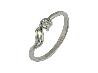 Золотое кольцо Ювелирное изделие 01K623662