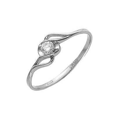 Золотое кольцо Ювелирное изделие 01K624717