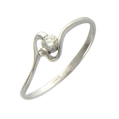 Золотое кольцо Ювелирное изделие 01K624719