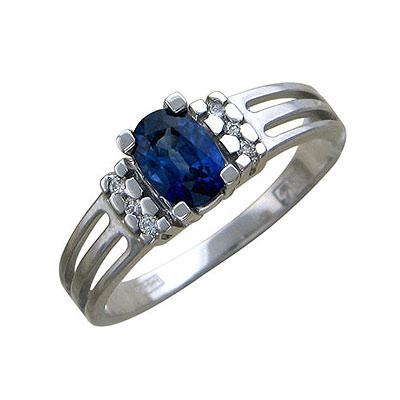 Золотое кольцо Ювелирное изделие 01K624833