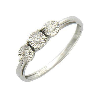Золотое кольцо Ювелирное изделие 01K624885