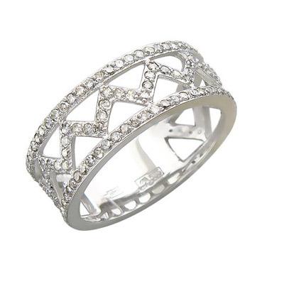 Золотое кольцо Ювелирное изделие 01K624899 цена