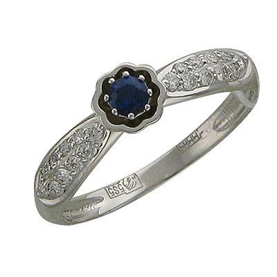 Золотое кольцо Ювелирное изделие 01K625181