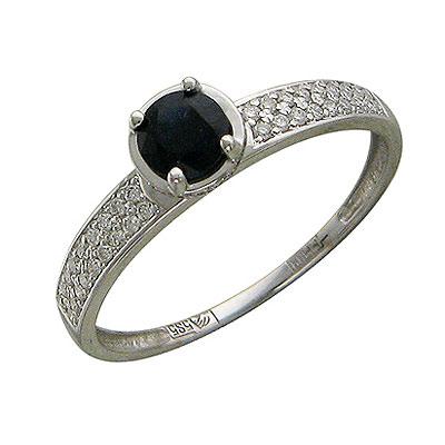 Золотое кольцо Ювелирное изделие 01K625248