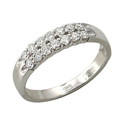 Золотое кольцо Ювелирное изделие 01K625257 золотое кольцо ювелирное изделие 01k675233l