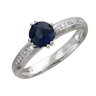 Золотое кольцо Ювелирное изделие 01K625400