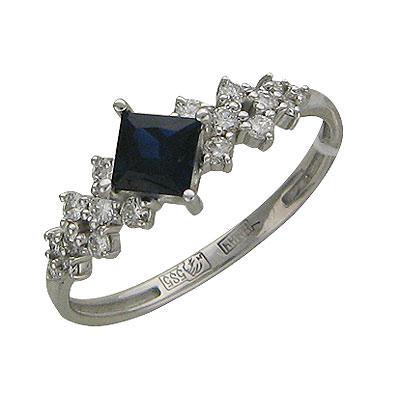 Золотое кольцо Ювелирное изделие 01K625401
