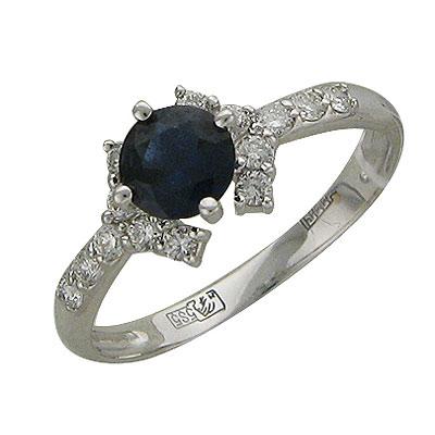 Золотое кольцо Ювелирное изделие 01K625402