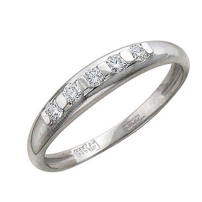 Золотое кольцо Ювелирное изделие 01K625403