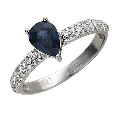 Золотое кольцо Ювелирное изделие 01K625426