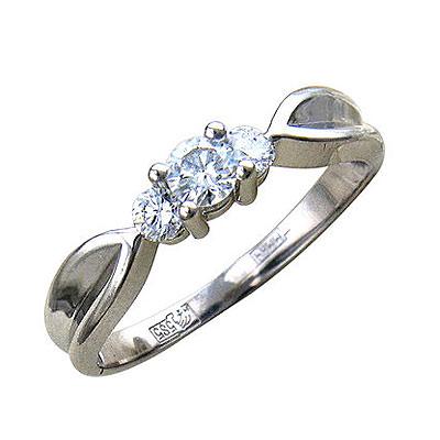 Золотое кольцо Ювелирное изделие 01K625528