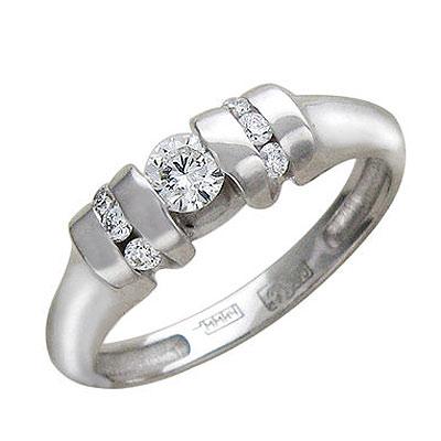 Золотое кольцо Ювелирное изделие 01K625530