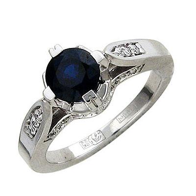 Золотое кольцо Ювелирное изделие 01K625739