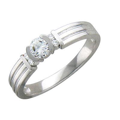 Золотое кольцо Ювелирное изделие 01K625746