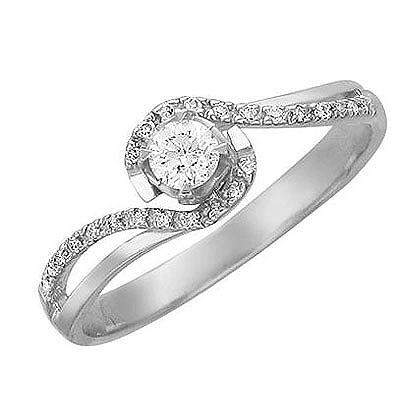 Золотое кольцо Ювелирное изделие 01K625752