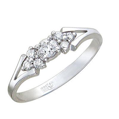 Золотое кольцо Ювелирное изделие 01K625753