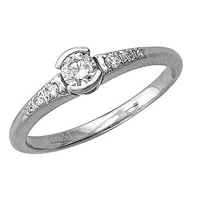 Золотое кольцо Ювелирное изделие 01K625756