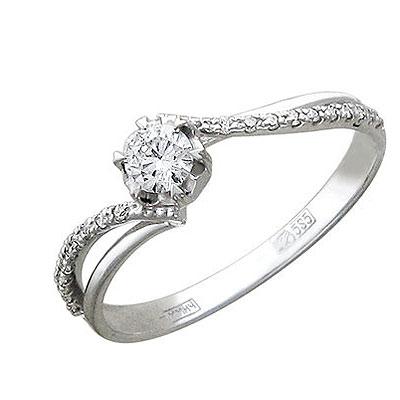 Золотое кольцо Ювелирное изделие 01K625760