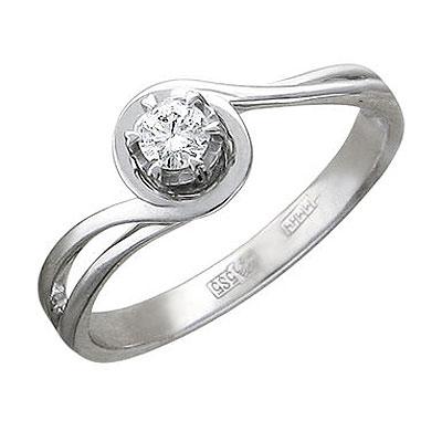 Золотое кольцо Ювелирное изделие 01K625761