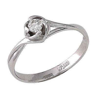 Золотое кольцо Ювелирное изделие 01K625762
