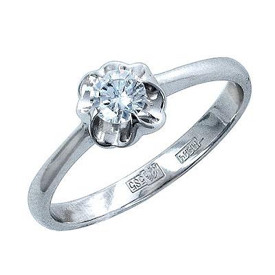 Золотое кольцо Ювелирное изделие 01K625763