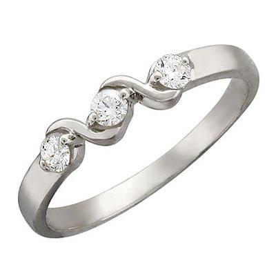 Золотое кольцо Ювелирное изделие 01K625820