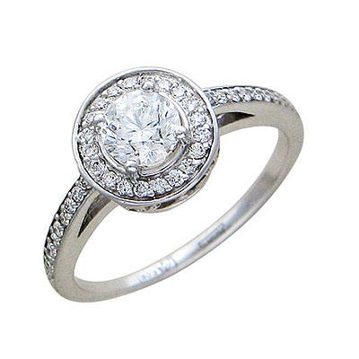 Золотое кольцо Ювелирное изделие 01K625918