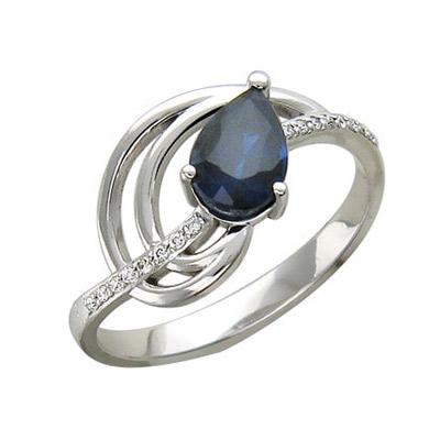 Золотое кольцо Ювелирное изделие 01K626091