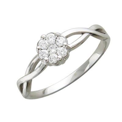 Золотое кольцо Ювелирное изделие 01K626320