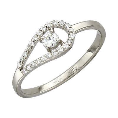 Золотое кольцо Ювелирное изделие 01K626862