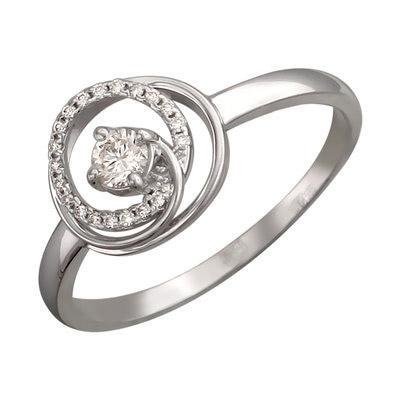 Золотое кольцо Ювелирное изделие 01K626905 золотое кольцо ювелирное изделие 01k673574l