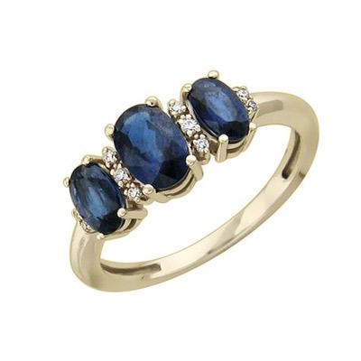 Золотое кольцо Ювелирное изделие 01K636020
