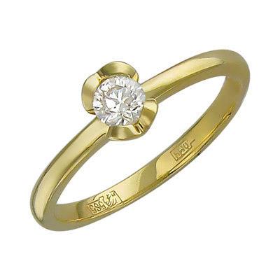 Золотое кольцо Ювелирное изделие 01K636738