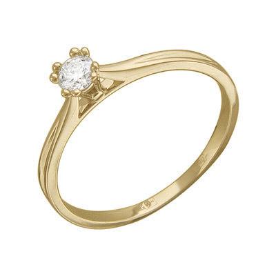 Золотое кольцо Ювелирное изделие 01K636782