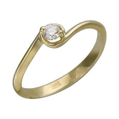 Золотое кольцо Ювелирное изделие 01K636812