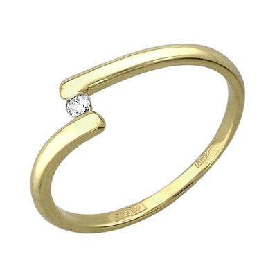 Золотое кольцо Ювелирное изделие 01K636864