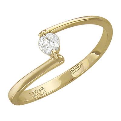 Золотое кольцо Ювелирное изделие 01K636872