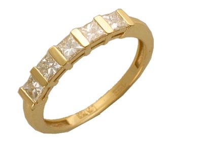 Золотое кольцо Ювелирное изделие 01K643527 золотое кольцо ювелирное изделие 67530rs