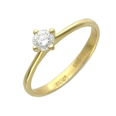 Золотое кольцо Ювелирное изделие 01K644137