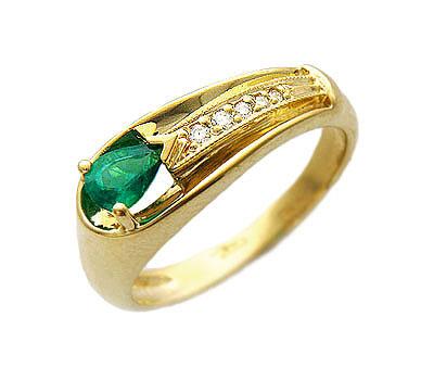 Золотое кольцо Ювелирное изделие 01K644834