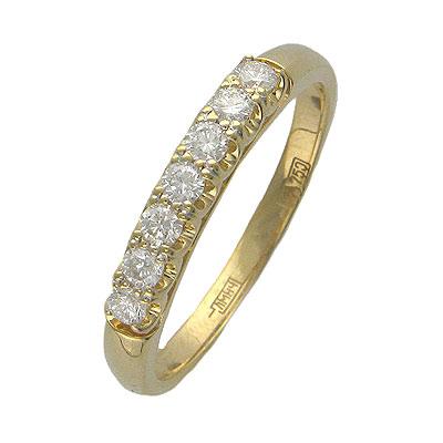 Золотое кольцо Ювелирное изделие 01K645050