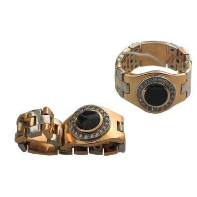Золотое кольцо Ювелирное изделие 01K662290