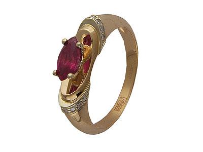 Золотое кольцо Ювелирное изделие 01K663639 золотое кольцо ювелирное изделие a1006808074