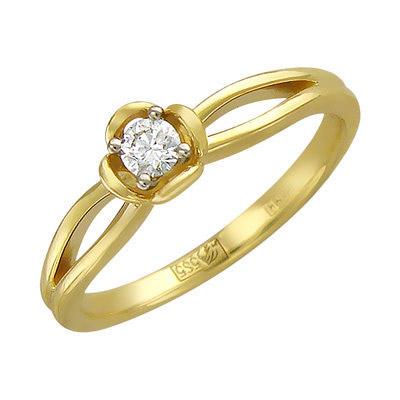 Золотое кольцо Ювелирное изделие 01K666806J